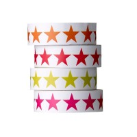 Masking Tape Trisha (Set of 4)