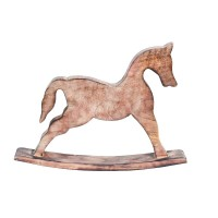 Ornament Rocking Horse Abe