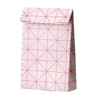 Paper Bag Payton (Set of 8)